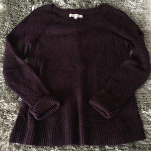 Loft Sweater with Rabbit Hair&Wool